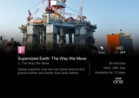 BBC iPlayer for Virgin TiVo 2