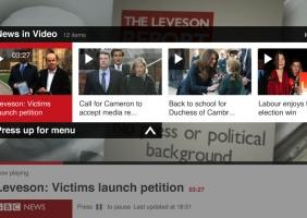 BBC News for Virgin TiVo 2