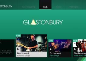 BBC Events – Glastonbury 1