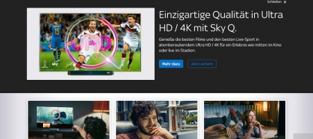 EPG for Sky Deutshland 1